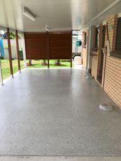 Epoxidboden von Pelican Waters von The Garage Floor Co. – Epoxidboden für ……  – Epoxy …… – Epoxy ideas