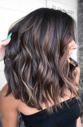 49 Schöne hellbraune Haarfarbe für einen neuen Look – Die beste Haarfarbe …   – Hair color