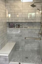 Photo of 41 Suggestions of Shower Room Remodels for Little Areas You'll Intend to Rep…