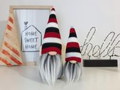 Photo of Skandinavische Weihnachtsschmuck Home Gnome Nisse Tomte Tonttu Santa Einweihungsparty Decor Holiday