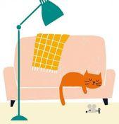 65+ Ideen, die nette Sachen-Katzen-Kunst zeichnen   – Beautiful Drawings…