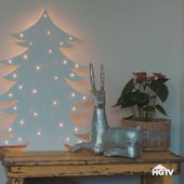 Alternative Christmas Tree Ideas – Christmas Trees for Small Spaces