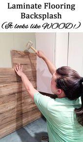 25+ Easy DIY Kitchen Backsplash Ideen, um Ihrer Küche neues Leben einzuhauchen
