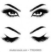 Semi Permanent False Eyelashes   Semi Eyelash Extensions   Eyelash Studio Near M…