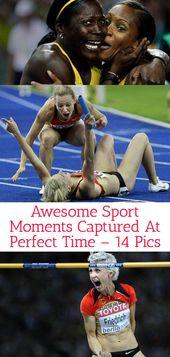 Mükemmel Zamanda Yakalanan Harika Spor Anları – 14 Fotoğraf