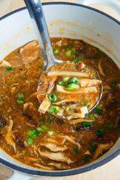 Quick and Easy Chinese Hot and Sour Soup | Easy Chinese Recipes