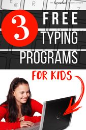 Typing Lessons for Kids – FUN Lessons Online!