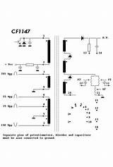 Schematic Of A Flyback Transformer Yahoo Image Search Results Transformers Image Image Search