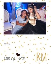 The XV of Kimey … Winner of the Expo Teens raffle at Villa Elisa -La Plata Thank you for trusting One Technology FJC. Look for your photo on our page …