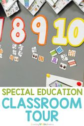 Here is to One other Yr: Autism Classroom Tour! – Instructing Particular Thinkers