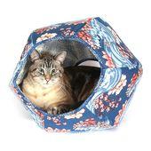 Das Original Cat Ball® Hideaway Katzenbett