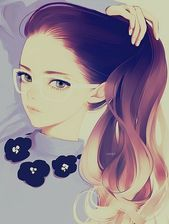 ccc786cfa1bceb1866b83d8f94f631ae  manga anime girl anime art - yuppi edit  on We Heart It