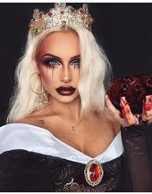 50 Pretty and Unique Makeup Looks For Halloween