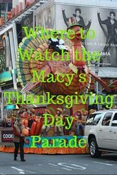 The 10 Best Places in NYC to Watch the Macy's Thanksgiving Day Parade This Year | Oyster.com