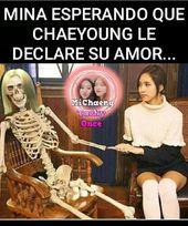 Pin De Rose En Twice Memes Memes Divertidos Meme Gracioso Memes Coreanos