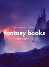 19 des meilleurs livres fantastiques de 2018   – New on the BookBub Blog