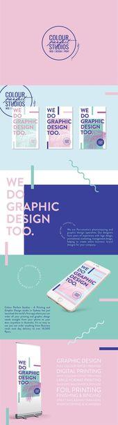 We doen ook grafisch ontwerp.