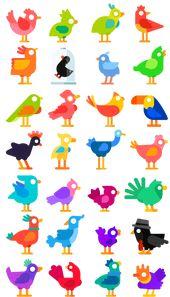 Inanutshell Kurzgesagt Patreon Bird Army 31 Character Design Animation Space Illustration Character Design