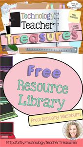 Tech Teacher Treasures
