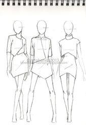 LOVEtHEART – Fashion Illustration: The Sketchbook