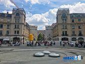 Entrance to the old city center of Munich, Germany • • • • • #bayern #…