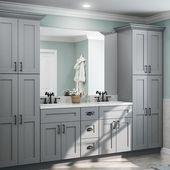 Home Decorators Collection 36x34 5x24 In Zusammengebauter Tremont Unterschrank Mit 1 Rollout Fach 2 Abse Badezimmer Renovieren Mehrzweckschrank Badezimmer Diy