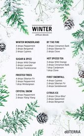 Essential Oil Blends To Make Your Home Smell Like Christmas!
