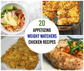 Weight Watchers Chicken Recipes: the Ultimate List!