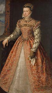 um 1560, Künstler:Alonso Sánchez Coello, , Kunsthistorisches Museum Wien, Gem…