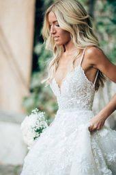 32 niedliche und bescheidene Brautkleider zu inspirieren – Seite 3 von 3