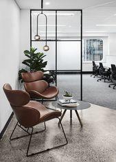 Büro-Rundgang: AEW Capital Spec Fitout – Sydney