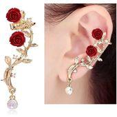 Diese Ohrringe erinnern mich irgendwie an die Schöne und das Biest.,  #Biest #das #Die #Diese…