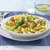 Broccoli-Hähnchen-Penne Rezept | Weight Watchers – Gericht