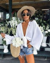Short Suits Trend for This Summer – Lisa Firle