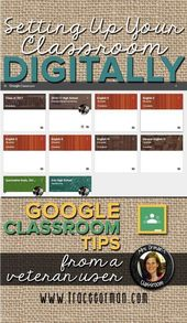 Setting Up Your Google Classroom™ Classes