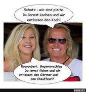 Schatz – wir sind pleite. | DEBESTE.de, Lustige Bilder, Sprüche, Witze und Vide…