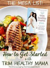 Bereiten Sie sich auf den Erfolg vor und stöbern Sie in der MEGA-Einstiegsliste …   – healthy living ideas