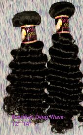 Brazilian Deep Wave 12″ 14″