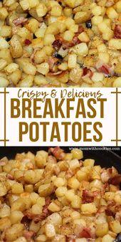 Patatas del desayuno   – Food