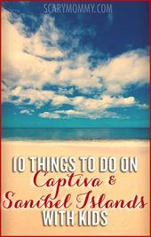 10 Dinge, die man mit Kindern auf Captiva und Sanibel Islands unternehmen kann   – Florida vacation