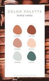 Terrace Cotta Colors