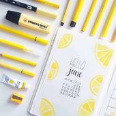 Yellow spreads ideas