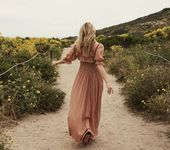 Robe Sol – Caramel   – Style & Fashion Inspo