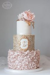 Custom Made Couture Wedding Cake for Warwickshire and the surrounding …