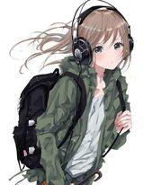Photo of Anime  Meine Kunst  – Jennifer Fouts-Balch – # Anime #Fout…