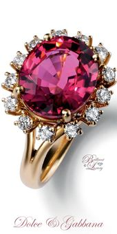 Brilliant Luxury by Emmy DE ♦Dolce & Gabbana Ring
