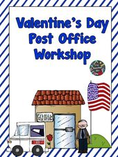 Valentine's Day Post Office-Maker Space Ideas