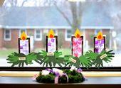 Fensterdeko Weihnachten: Tolle und einfache Last Minute Ideen!