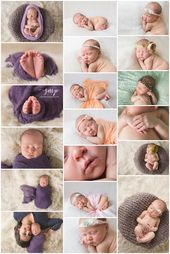 Natural light in-home newborn session featuring baby Vivi.    © Honolulu Family…