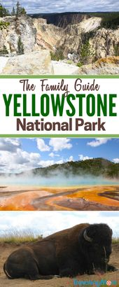 Final Information to Yellowstone Nationwide Park